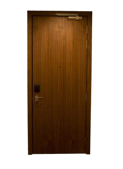 Veneer Fire Resistant Door Molicc System